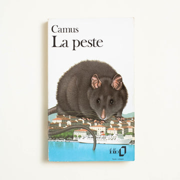 La Peste by Albert Camus, Gallimard, Paperback from A GOOD USED BOOK.