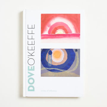 Dove/O'Keefe: Circles of Influence by Debra Bricker Balken, Yale University Press, Large Hardcover from A GOOD USED BOOK. From an exhibition in 2009 comparing the work of Georgia O'Keefe and the influence of Arthur Dove. A sweet, colorful, and illuminating study. 2009 1st Printing Art