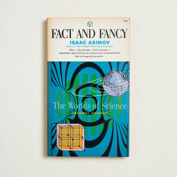 Fact and Fancy by Isaac Asimov, Pyramid Publications, Paperback from A GOOD USED BOOK.