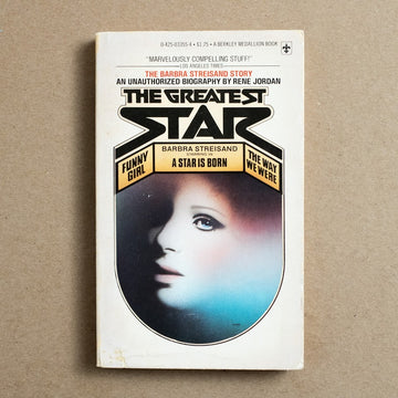 The Greatest Star by Rene Jordan, Berkley Medallion Books, Paperback from A GOOD USED BOOK.