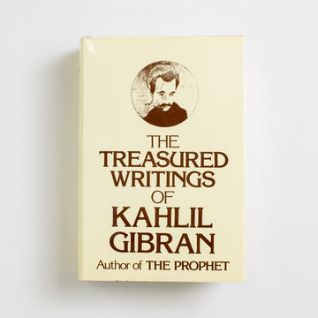 The Treasured Writings of Kahlil Gibran by Kahlil Gibran, Castle, Hardcover w/o Dust Jacket from A GOOD USED BOOK.  1985 No Stated Printing Literature