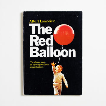 The Red Balloon by Albert Lamorisse, Doubleday and Company, Small Trade Softcover from A GOOD USED BOOK.  1956 5th Printing Genre Fantasy