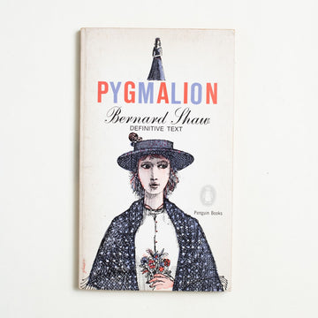 Pygmalion by Bernard Shaw, Penguin Books,  from A GOOD USED BOOK.  1975 No Stated Printing Classics George Bernard Shaw