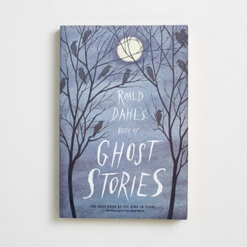 Book of Ghost Stories by Roald Dahl, Farrar, Straus and Giroux, Trade Softcover from A GOOD USED BOOK.  1984 23rd Printing Literature Horror