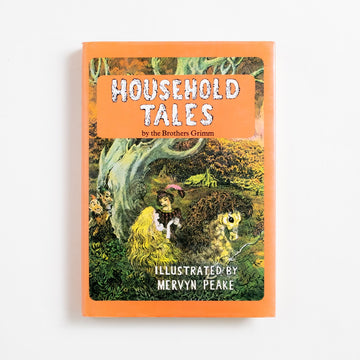 Household Tales (Hardcover) by The Brothers Grimm