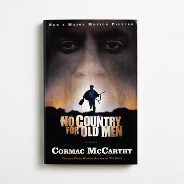 No Country for Old Men by Cormac McCarthy, Vintage International, Trade Softcover from A GOOD USED BOOK.  2005 1st Printing Literature