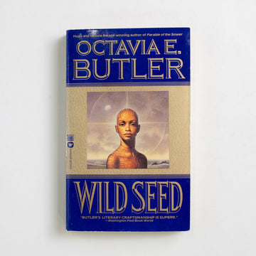 Wild Seed by Octavia Butler, Warner Books, Paperback from A GOOD USED BOOK.