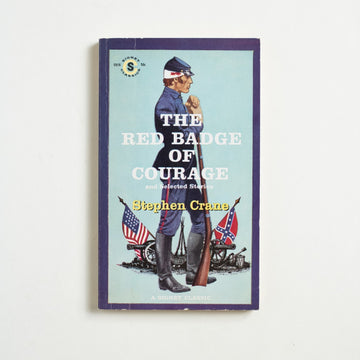 The Red Badge of Courage (Signet Classics) by Stephen Crane, Signet Classic, Paperback from A GOOD USED BOOK.  1960 8th Printing Literature