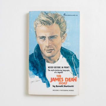 The James Dean Story by Ronald Martinetti, Pinnacle Books, Paperback from A GOOD USED BOOK. The myth-shattering biography of a legend! 1975 1st Printing Non-Fiction