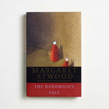 The Handmaid's Tale (Trade) by Margaret Atwood, Anchor Books, Trade Softcover from A GOOD USED BOOK.  1998 36th Printing Literature Banned