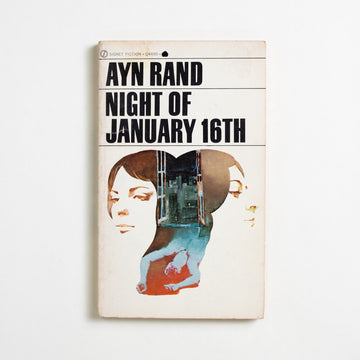 Night of January 16th by Ayn Rand, Signet Books, Paperback from A GOOD USED BOOK. Ayn Rand's first play, it was originally produced in Los Angeles under the name