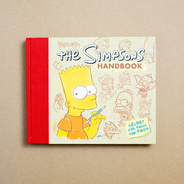 The Simpsons Handbook by , HarperCollins, Hardcover w/o Dust Jacket from A GOOD USED BOOK.