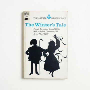The Winter's Tale by William Shakespeare, Dell Publishing, Paperback from A GOOD USED BOOK.  1959 1st Printing Classics