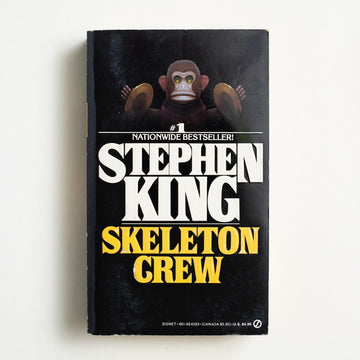 Skeleton Crew by Stephen King, Signet Books, Paperback from A GOOD USED BOOK.  1986 1st Pocket Printing Genre