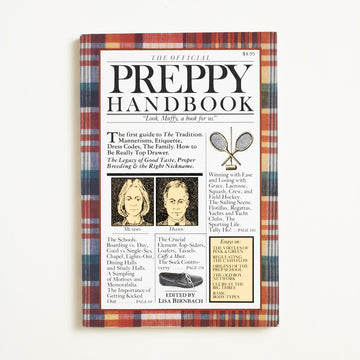 Preppy Handbook edited by Lisa Birnbach, Workman Publishing, Trade Softcover from A GOOD USED BOOK.