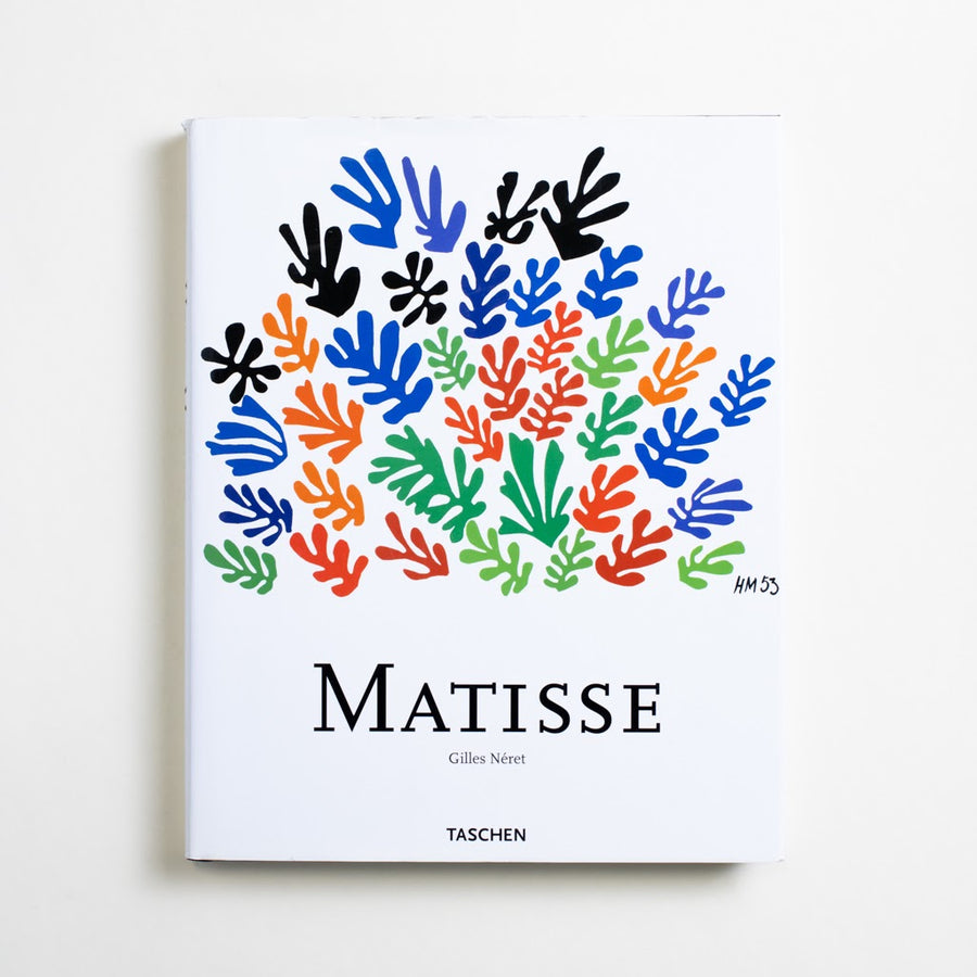Matisse edited by Gilles Neret, Taschen, Hardcover w. Dust Jacket from A GOOD USED BOOK.  2001 No Stated Printing Art