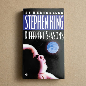 Different Seasons by Stephen King, Signet Books, Paperback from A GOOD USED BOOK.