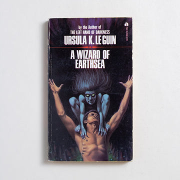 A Wizard of Earthsea by Ursula K. Le Guin, Ace Books, Paperback from A GOOD USED BOOK.  1968 No Stated Printing Genre