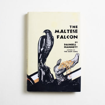 The Maltese Falcon (Hardcover) by Dashiell Hammett, Alfred A. Knopf,  from A GOOD USED BOOK. Cold and keen and set in San Francisco,  this is Dashiell Hammett's most famous  (and likely most adapted) detective novel. 2011 1st Borzoi Printing Genre