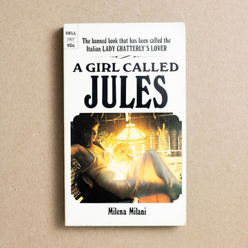 A Girl Named Jules by Milena Milani, Dell Publishing, Paperback from A GOOD USED BOOK.