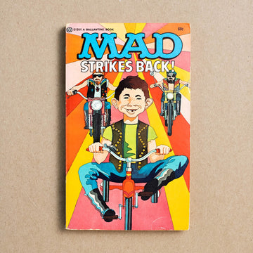MAD Strikes Back! by Harvey Kurtzman, Ballantine Books, Paperback from A GOOD USED BOOK.