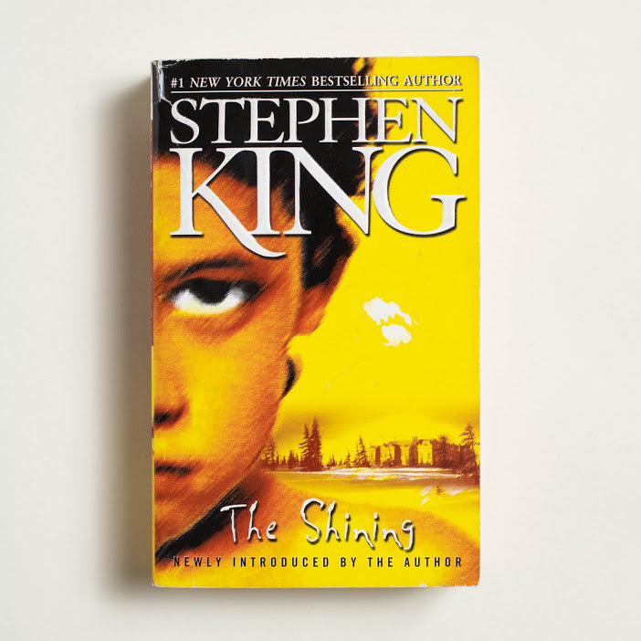 The Shining by Stephen King, Pocket Books, Paperback from A GOOD USED BOOK.