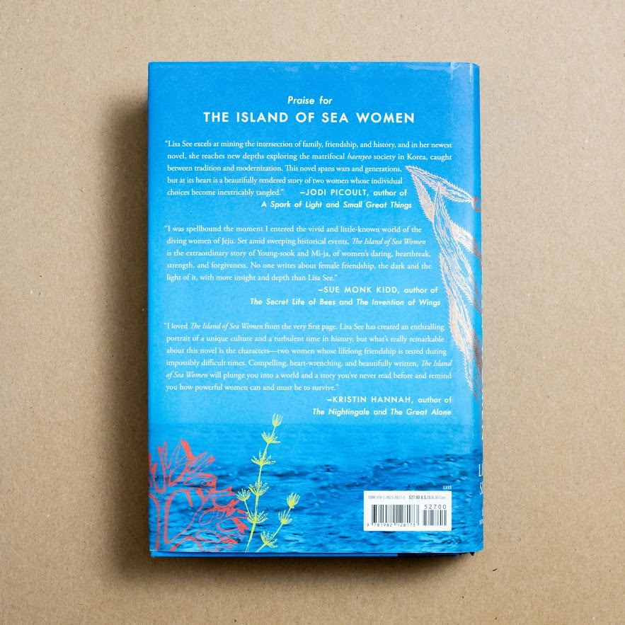 The Island of the Sea Women by Lisa See