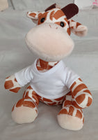 Personalised plush toy