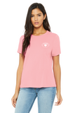 RAGOM Jersey Tee in Pink