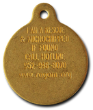 Replacement Microchip Tag
