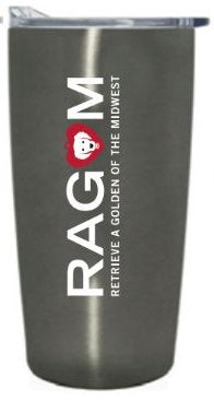 RAGOM Tumbler with Slider Lid - Titanium