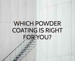 Which powder coating powder to use?