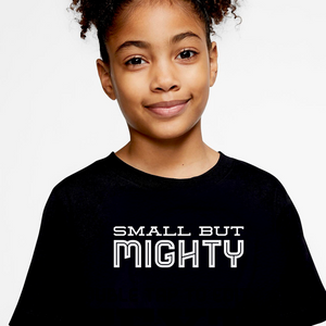 Small But Mighty Bundle (Book and  Youth T-Shirt)