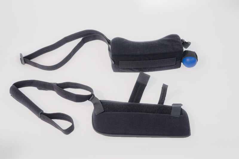 SHOULDER BRACE W/ABDUCTION & SQUEEZE BALL PDAC HCPCS CODE: L3670