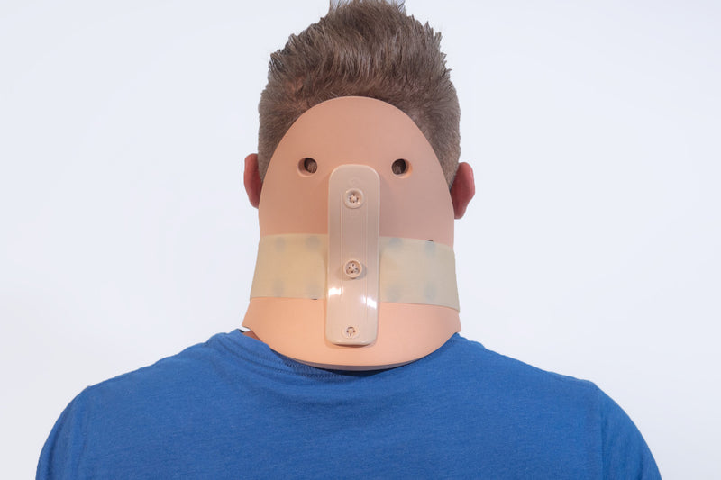 IMMOBILIZING CHIN & CERVICAL COLLAR PDAC HCPCS CODE: L0174