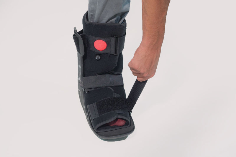 AIR WALKING BOOT PDAC HCPCS CODE: L4361