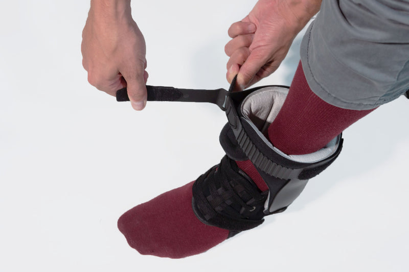 STABLE AND SECURE ANKLE BRACE - PDAC HCPCS CODE: L1906