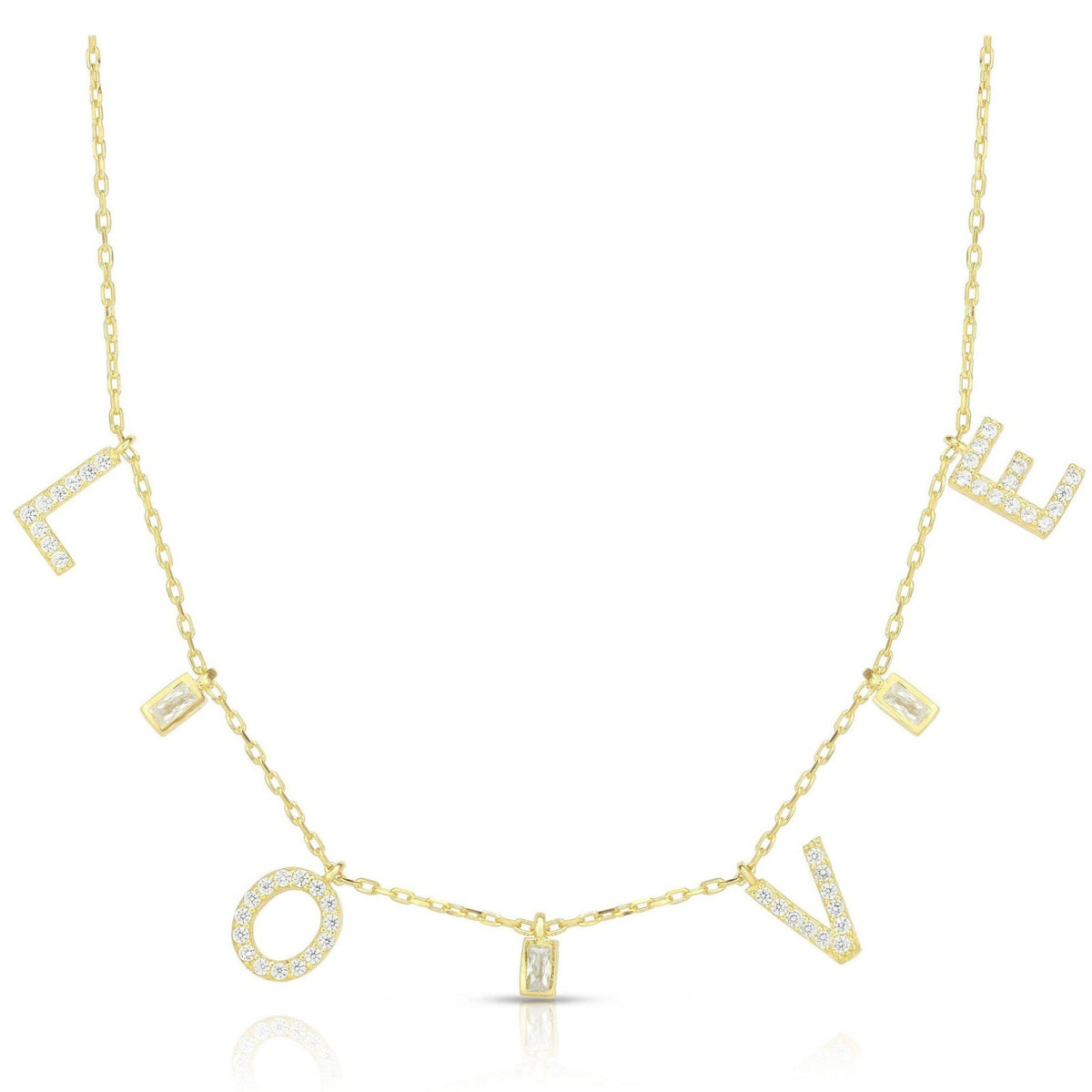 Love Charm Necklace