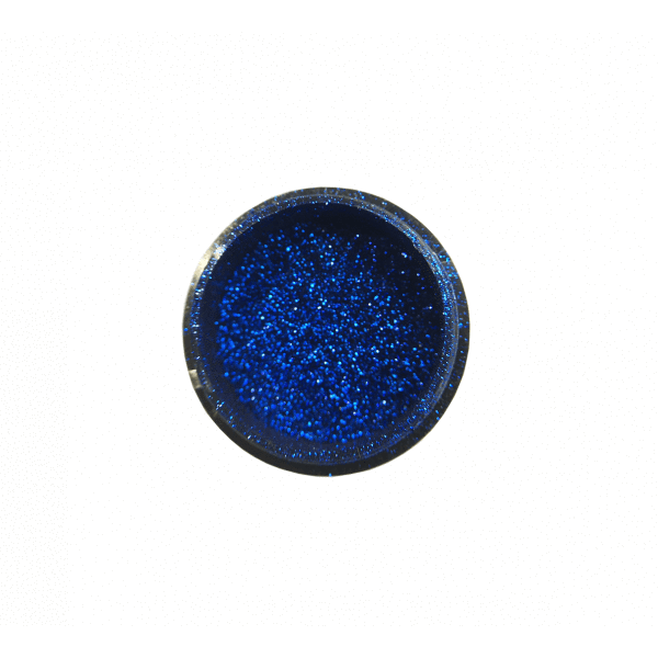 "Didierlab Decor Mirror glitter powder ""Didier Lab"", blue (KT-CF006), 0,5g"