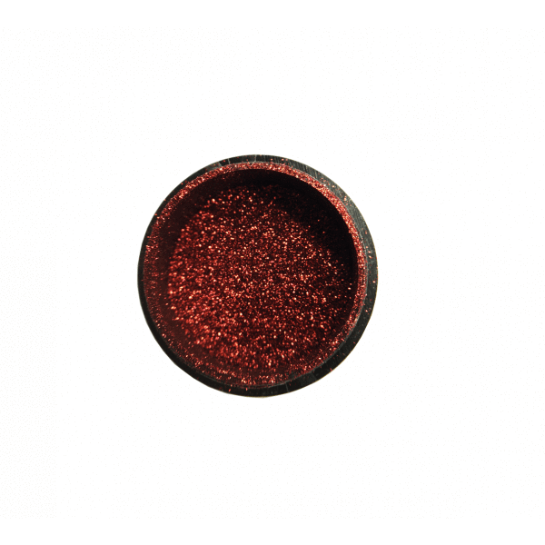 "Didierlab Decor Mirror glitter powder ""Didier Lab"", red (KT-CF001), 0,5g"