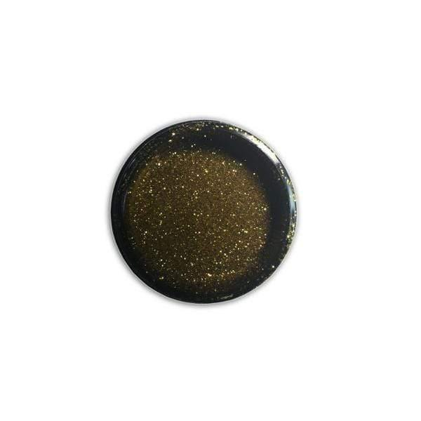 "Didierlab Decor Nail glitter ""Didier Lab"", dark gold (96101), 2,5g"