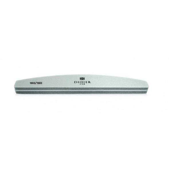 "Didierlab Nail Files, Nail Buffers Nail Buffer ""Didier Lab"", grey, 180/180"