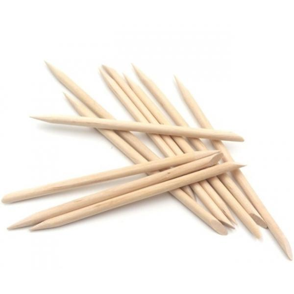 Orange sticks, 15 cm ( 50 pcs)