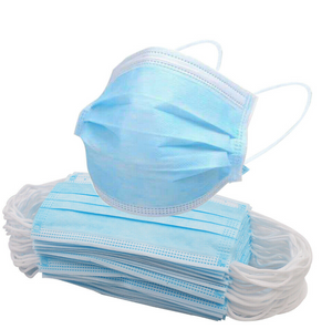10, 20, 50 or 100 Disposable Face Covers