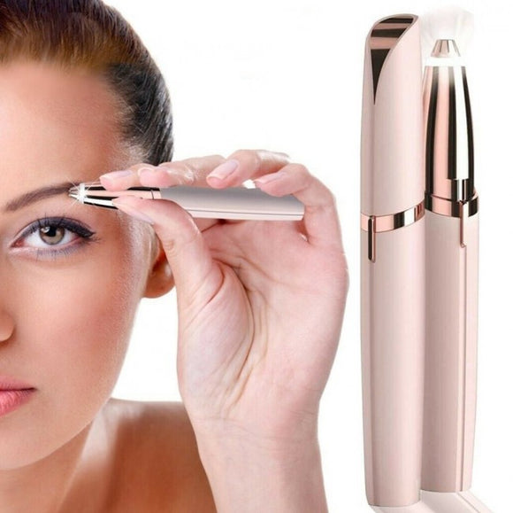Micro-precision Electric Eyebrow Trimmer