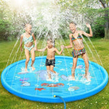 Sprinkle and Splash Inflatable Play Mat