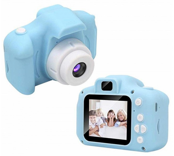 Mini Kids' Digital Video Camera with 32GB SD Card - 3 Colours!