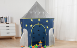 Kids Pop Up Play Tent - 2 Colours