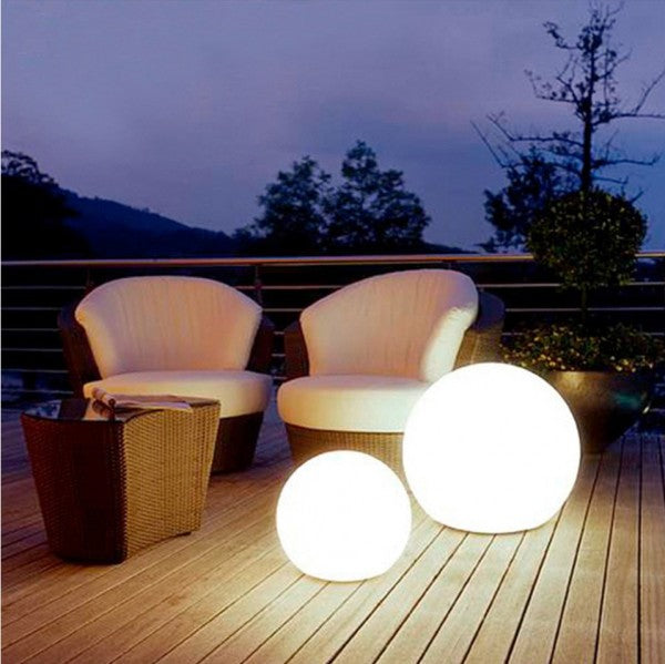 LED Outdoor Ball Mood Light