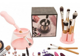 Electric Makeup Brush Cleaner & Brush Set Option - 3 Colours